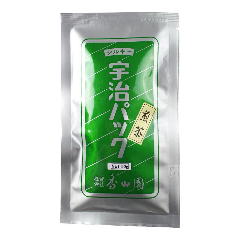 シルキー煎茶ティーバッグ 50g自社製造商品 お茶