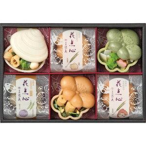 京都・辻が花 京野菜のお吸物最中詰合せ MSG-20 御祝 内祝 御礼 ギフト プレゼント 贈り物