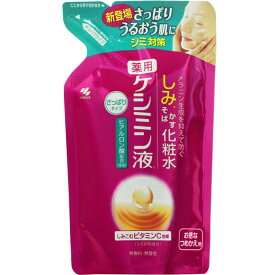 【メール便】小林製薬 ケシミン液 さっぱりタイプ つめかえ用 140ml 904
