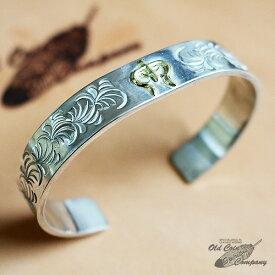 ブレスレット シルバー 12mm ツリー・オブ・ライフ K18 ナジャ Tree of Life Naja Silver Bracelet - 当店オリジナル ショップオリジナル メンズ レディース おすすめ ギフト プレゼント