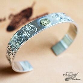 ブレスレット シルバー 12mm ツリー・オブ・ライフ K18 メタル Tree of Life Naja Silver Bracelet - 当店オリジナル ショップオリジナル メンズ レディース おすすめ ギフト プレゼント