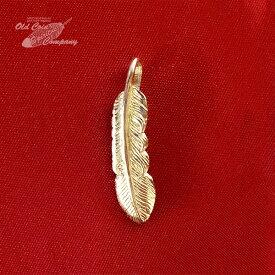ペンダントトップ フェザー Feather 30mm 925シルバー - 当店オリジナル シルバー silver925 ハンドメイド ギフト プレゼント