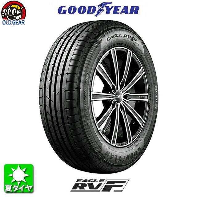 国産タイヤ単品 205/70R15 GOODYEAR グッドイヤー イーグル RV-F 新品 4本セット