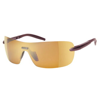 Sunglasses [being] Eagle Eyes and Callisto ( Callisto ) black cherry/gold
