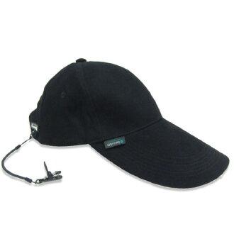 Green in Abo torr long visor clip on / black