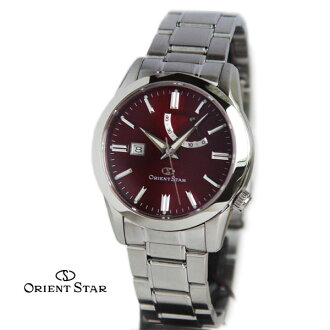 Orient star classic limited model WZ0101EL metal / red wine