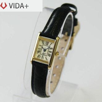 VIDA + ( ヴィーダプラス ) analog quartz ladies watch 83904