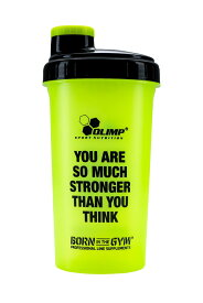 OLIMP SHAKER Neon Yellow