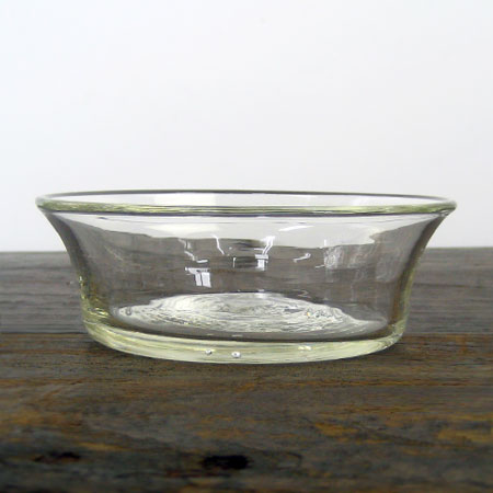 石川硝子工藝舎 筒型深皿
