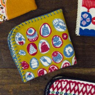 关美穗子堆纱布小型手帕