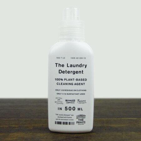 THE 洗濯洗剤 500ml【洗濯洗剤(液体) がんこ本舗】