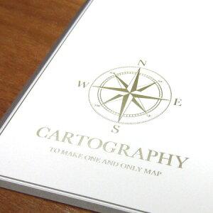 CARTOGRAPHYPOSTER(カルトグラフィーポスター)A3ニホン