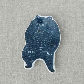 KATAKATA圖章手豆碟子熊