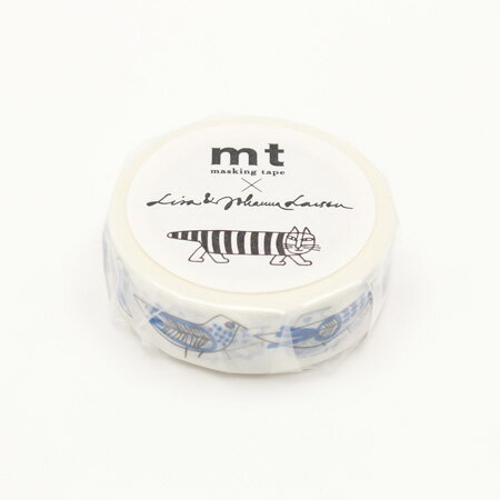 mt×リサ・ラーソン マスキングテープ Retrobirds