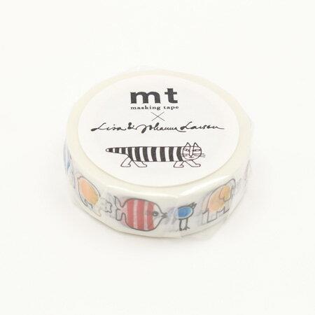 mt×リサ・ラーソン マスキングテープ ベイビーマイキー