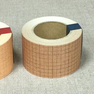 倉敷意匠計画室 クラフト紙テープ 45mm【クラフトテープ 柄 かわいい】
