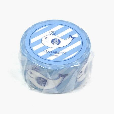 【クーポン配布中】リサラーソン マスキングテープ ヨナストライプ 25mm【北欧雑貨】【クーポンは商品合計金額3千円からご利用可】