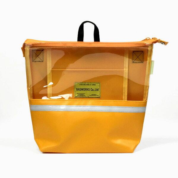 BAGWORKS(バッグワークス) RESCUEMAN SD(レスキューマン SD) オレンジイエロー