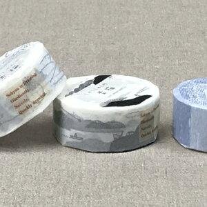倉敷意匠計画室 しゅんしゅんマスキングテープ 1巻パック