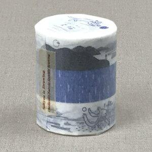 倉敷意匠計画室 しゅんしゅんマスキングテープ 3種セット