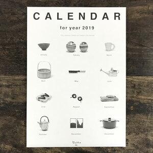 2019 zakka カレンダー