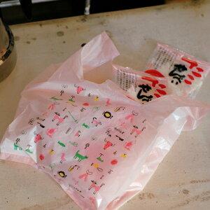 倉敷意匠計画室トラネコボンボンお使い袋10枚パック(口留めシール付き)