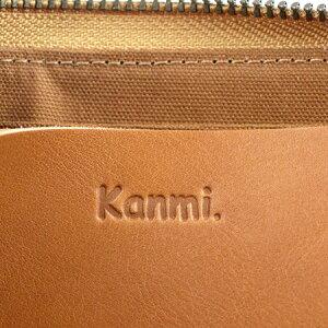 【送料・代引手数料無料】Kanmi.(カンミ)キャンディL型ロングウォレット