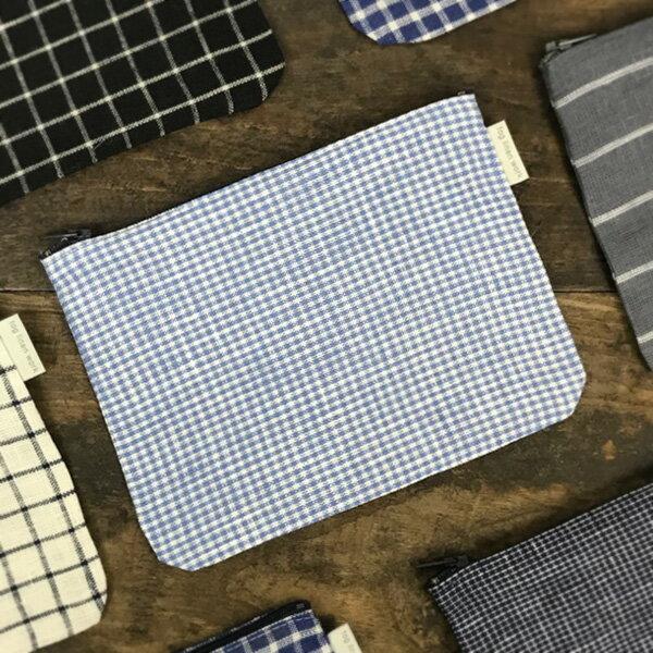 【メール便選択で送料無料】 fog linen work (フォグリネンワーク)ボニカポーチ