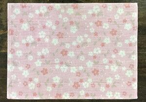 中川政七商店かや織ふきんしだれ桜【日本製布巾グッズ】【ギフト】