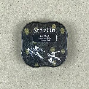 StazOn midi ステイズオン・ミディ ジェットブラック