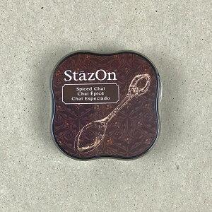 StazOn midi ステイズオン・ミディ スパイスドチャイ
