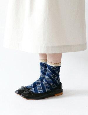 フレンチブルプリュムソックスFrenchBull靴下【メール便選択で送料無料】【2019年春夏新作】