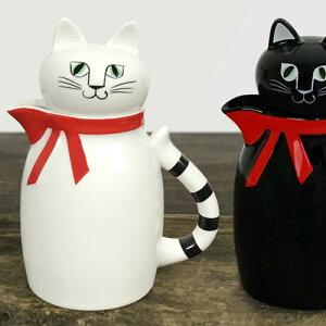 Lisa Larson リサ・ラーソン Cat ティーポット