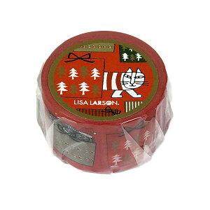 リサラーソンマスキングテープOnefromtheHeart30mm