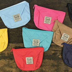TO&FRO MULTI POUCH トゥーアンドフロー マルチポーチ