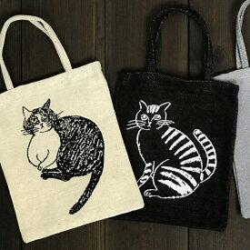 松尾ミユキ ミニバッグ【猫 雑貨 グッズ】