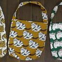 松尾ミユキ ショルダーバッグ【猫 猫柄 ネコ柄 雑貨 グッズ ワンショルダーバッグ レディース 大きめ おしゃれ かわいい A4 ワンショルダートートバッグ】