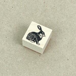 アニマルスタンプ 大 ウサギ