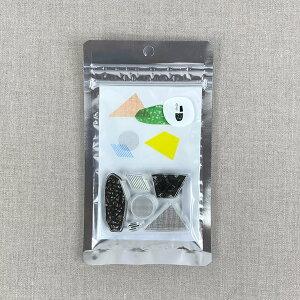 水縞 自在ハンコ ポケット テクスチュア02