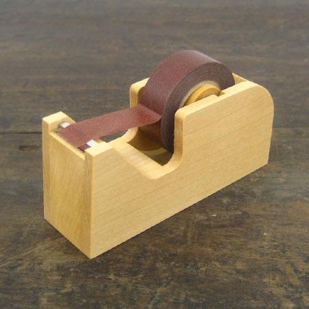 倉敷意匠計画室 木製 テープカッター