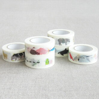 Masking tape Corte kids creature 3 volume set