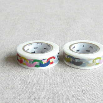 Mt x Mina perhonen ring of masking tape