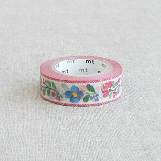 Mt ex embroidery washi tape masking tape