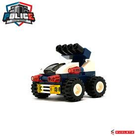 ブロックワールド ポリス ジャスティス ヴァンガード【EV】【K36A-5】【EVO23-5】【おもちゃ】