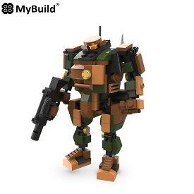 マイビルド(MyBuild) 軍曹 5011 SFシリーズ【EV】【MB01-4】【EVO20-4】【おもちゃ】