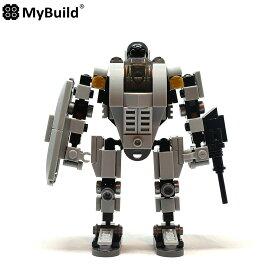 マイビルド(MyBuild) 基地防衛官 MF05-A01 ブロックメカフレーム【EV】【MB01-6】【EVO20-6】【おもちゃ】