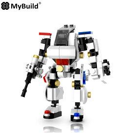 マイビルド(MyBuild) 機動隊 5013 ブロックメカフレーム【EV】【MB01-8】【EVO20-8】【おもちゃ】