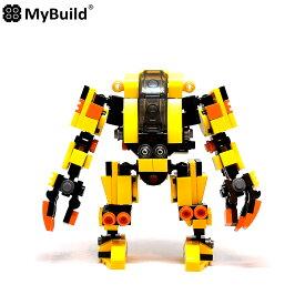 マイビルド(MyBuild) 建機ロボ 5014 ブロックメカフレーム【EV】【MB01-9】【EVO20-9】【おもちゃ】