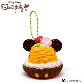 【30%OFF】ディズニー ミッキータルト スクイーズ パンプキン Sweets Party