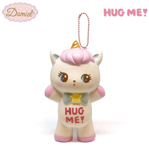 Domiel HUG ME! スクイーズ ユニコーン ホワイト